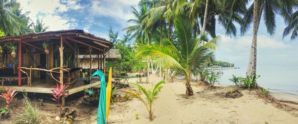 Beachview Villa Palola