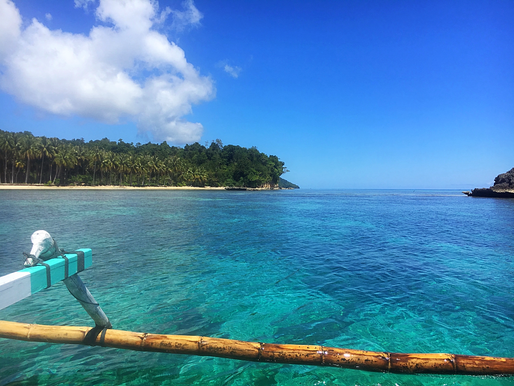 ISLAND HOPPING at Togian Islands.