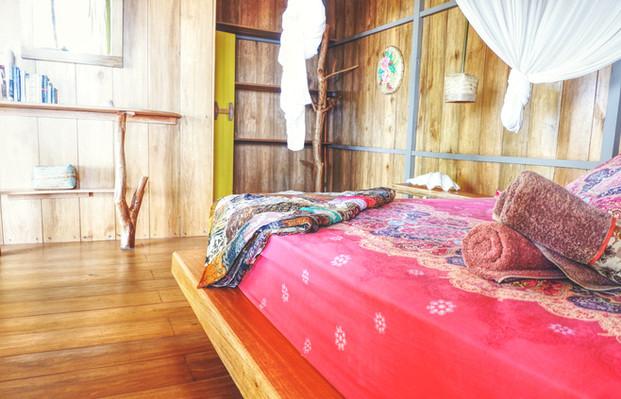Inside the Villa
