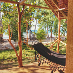 YOUR HAMMOCK WITH OCEAN VIEW