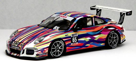 Paul Ip, IMSA GT3 Cup USA 2015
