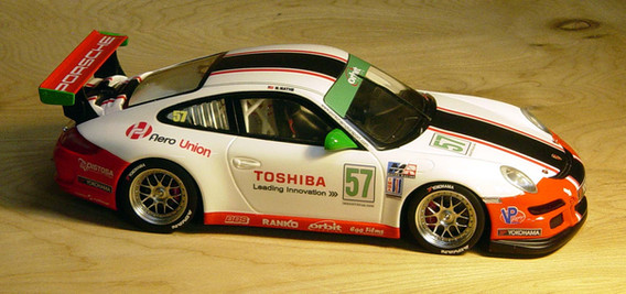 Michael Mathe, IMSA GT3 Cup USA 2011