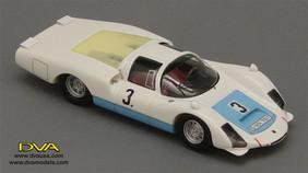 Porsche System, Gunther Klass Hockenheim GP 1966