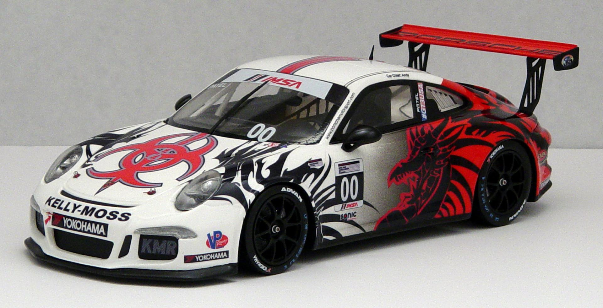 Jay Patel, IMSA GT3 Cup USA 2015