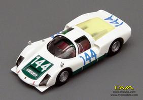 Porsche System, Pucci-Arena Targa Florio 1966