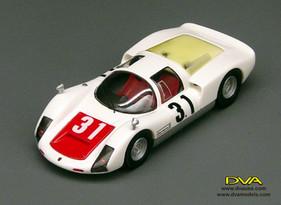 Porsche System, Robert Buchet Le Mans Test Weekend 1966