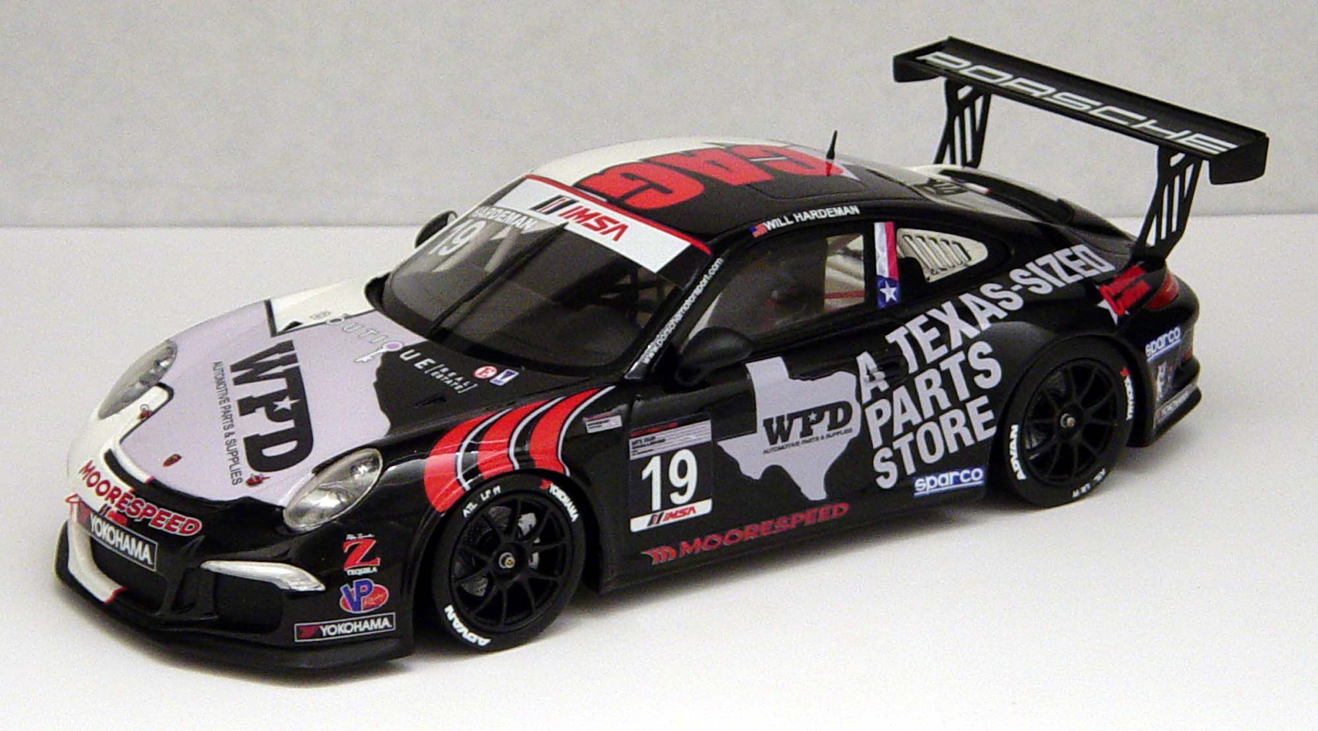 William Hardeman, IMSA GT3 Cup USA 2016