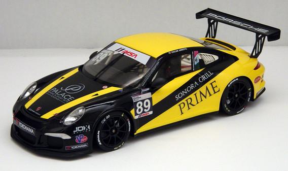 Oscar Arroyo, IMSA GT3 Cup 2016