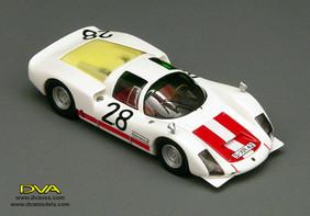Porsche System, Davis-Glemser Monza 1000 Kms. 1966