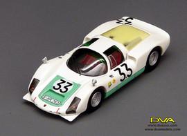 Porsche System, Gregg-Axelsson Le Mans 24 Hours 1966