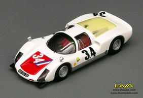 Auguste Veuillet, Buchet-Koch Le Mans 24 Hours 1966