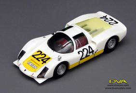 Porsche System, Klass-Davis Targa Florio 1966