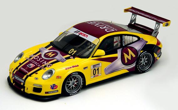 Jeff Mosing, IMSA GT3 Cup USA 2015