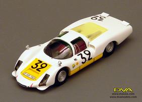 Porsche System, Shutz-De Klerk Le Mans 24 Hours 1966