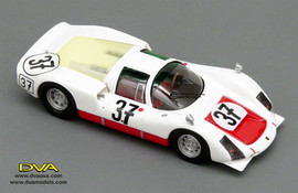 Porsche System, Elford-Ben Pon Le Mans 24 Hours 1967