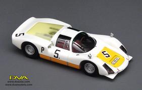 Porsche System, Rindt-Vaccarella Nurburgring 1000 Kms 1966