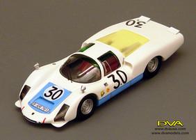Porsche System, Siffert-Davis Le Mans 24 Hours 1966