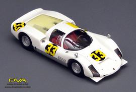 Gerhard Koch, Koch-Schutz Monza 1000 Kms 1966