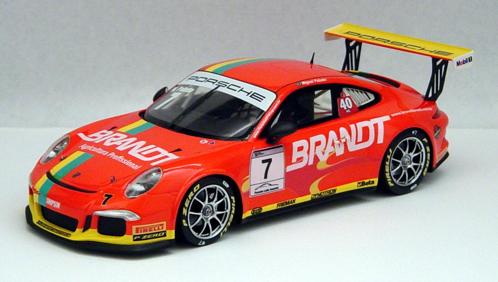 Michael Paludo, Porsche GT3 Cup Brasil 2017