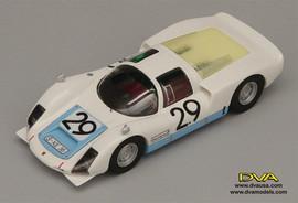 Porsche System, Le Mans Test Weekend 1966