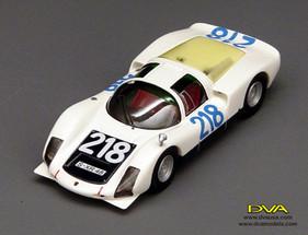 Porsche System, Mitter-Bonnier Targa Florio 1966