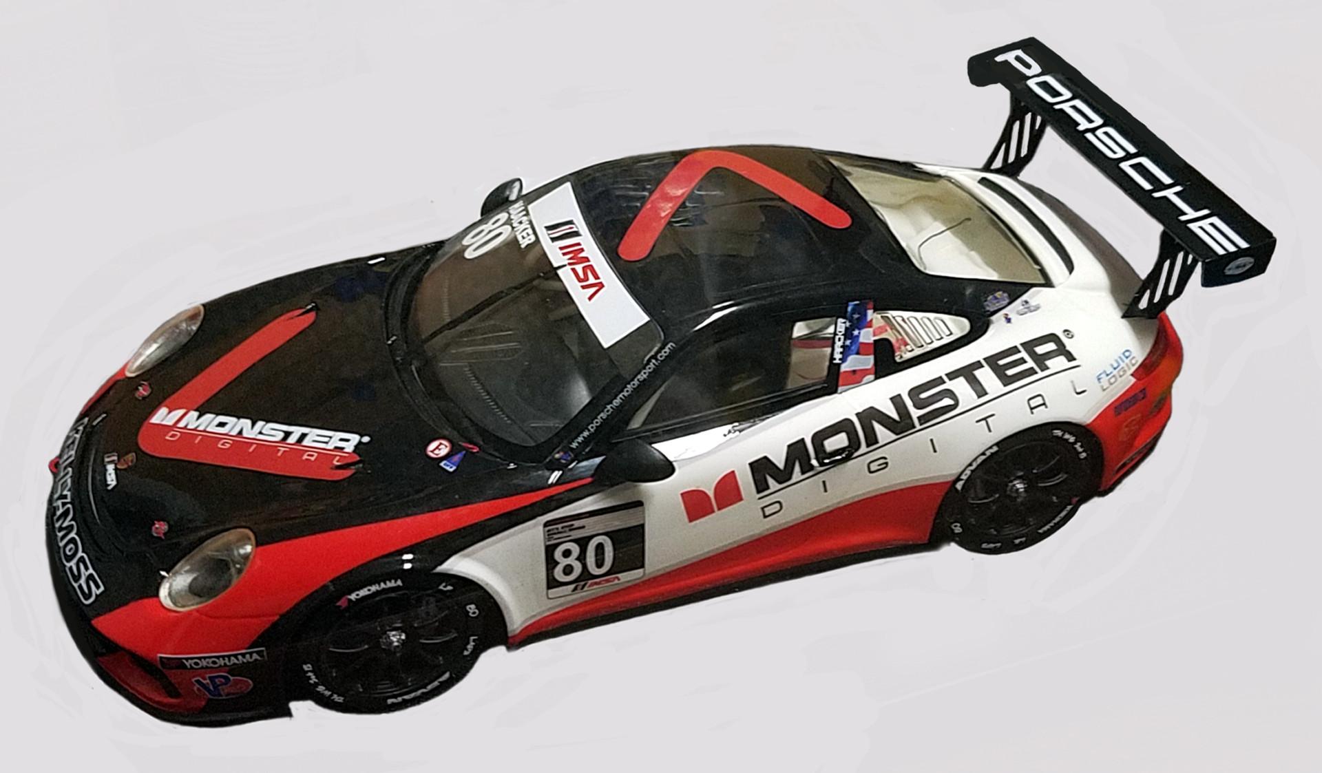 Tom Haacker, IMSA GT3 Cup USA 2017