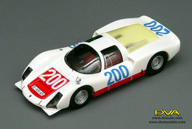 Porsche System, Herrmann-Glemser Targa Florio 1966
