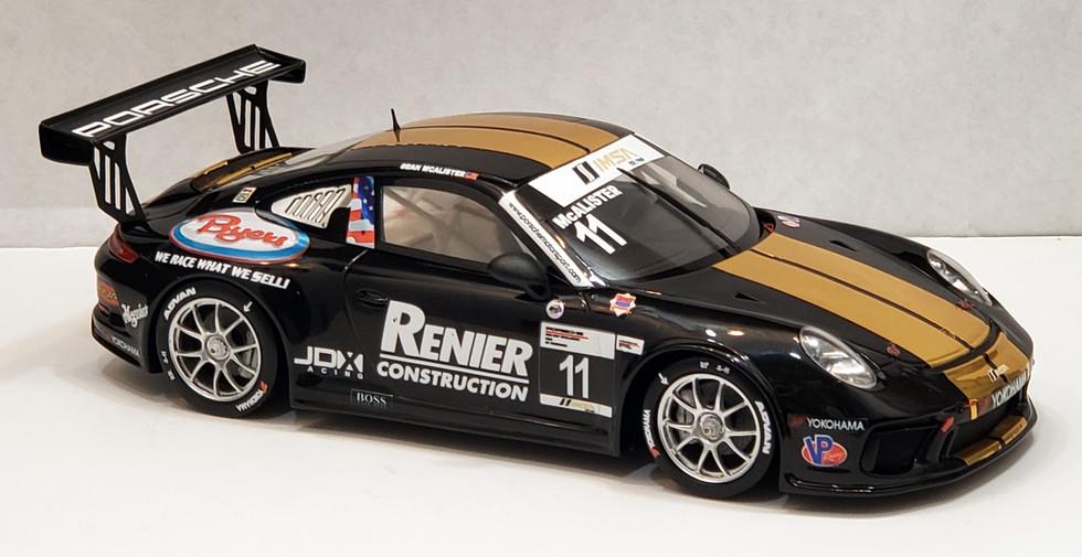 Sean McAlister, IMSA GT3 Cup USA 2019