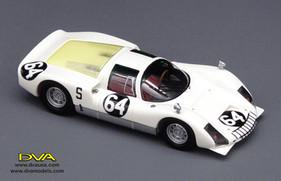 Gerhard Koch, Koch-Linge Nurburgring 1000 Kms 1966