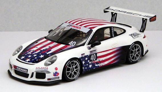 Charlie Putman, IMSA GT3 Cup USA 2015