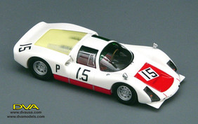 Porsche System, Herrmann-Glemser Nurburgring 1000 Kms 1966