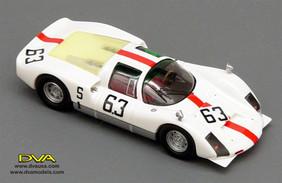 Ecurie Basilisk, Kuhnis-Walter Nurburgring 1000 Kms 1966