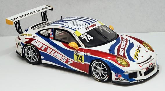 Tom Kerr, IMSA GT3 Cup USA 2018