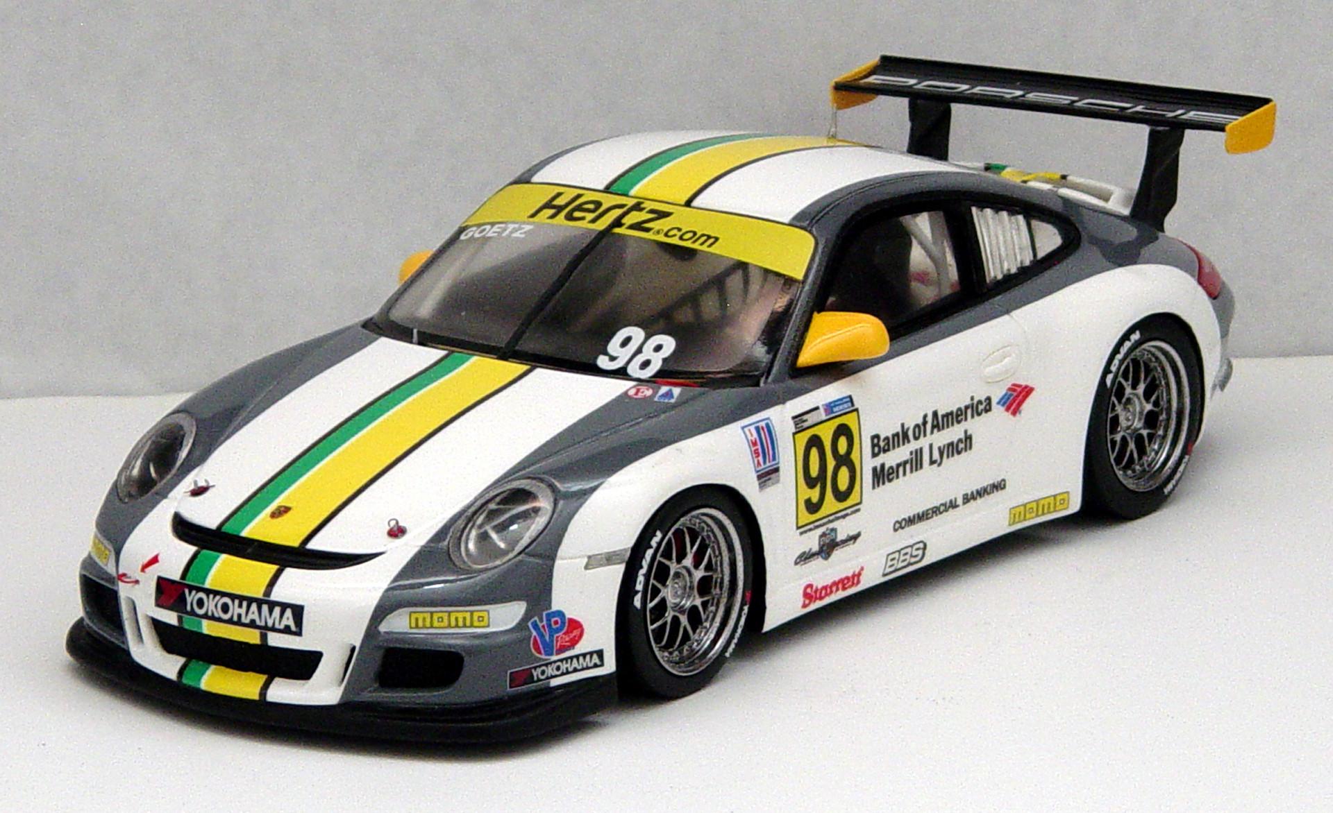 John Goetz, IMSA GT3 Cup USA 2012
