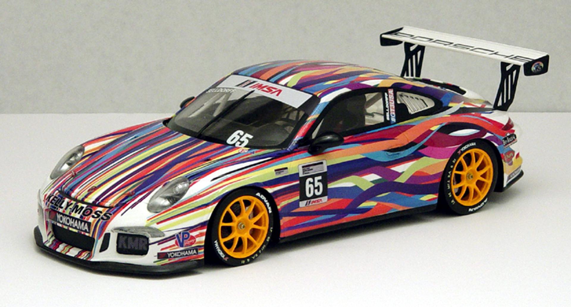 Frank Selldorff, IMSA GT3 Cup USA 2015