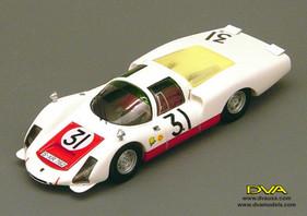 Porsche System, Herrmann-Linge Le Mans 24 Hours 1966