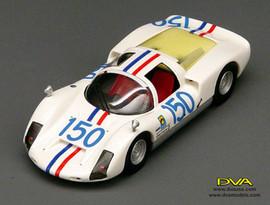Scuderia Filipinetti, Bourillot-Maglioli Targa Florio 1966