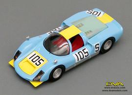 Sportscars Unlimited, Richard Brostrom Nurburgring 1000 Kms 1968