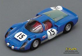 Porsche System, Herrmann-Linge, Daytona 24 Hours 1966