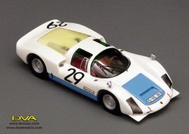 Porsche System, Mitter-Herrmann Monza 1000 Kms. 1966