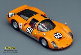 Racing Team Holland, Van Lennep-Van Lennep Nurburgring 1000 Kms 1966