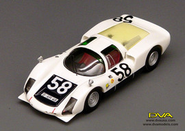 Porsche System, Klass-Stommelen Le Mans 24 Hours 1966