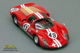 Charles Vogele, Siffert-Vogele Sebring 12 Hours 1966