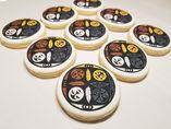 Edible Image Cookies