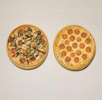 Vegetarian, Pepperoni or Cookie?