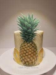 Edible Image cake