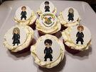 Edible Image Cupcake Toppers