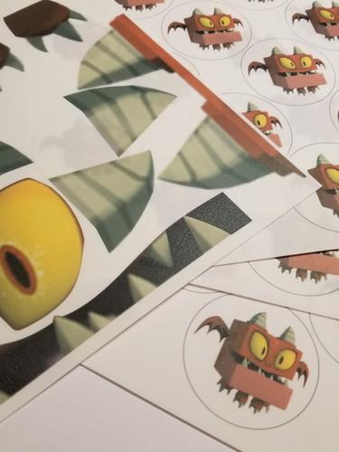 Edible Image Icing Sheets