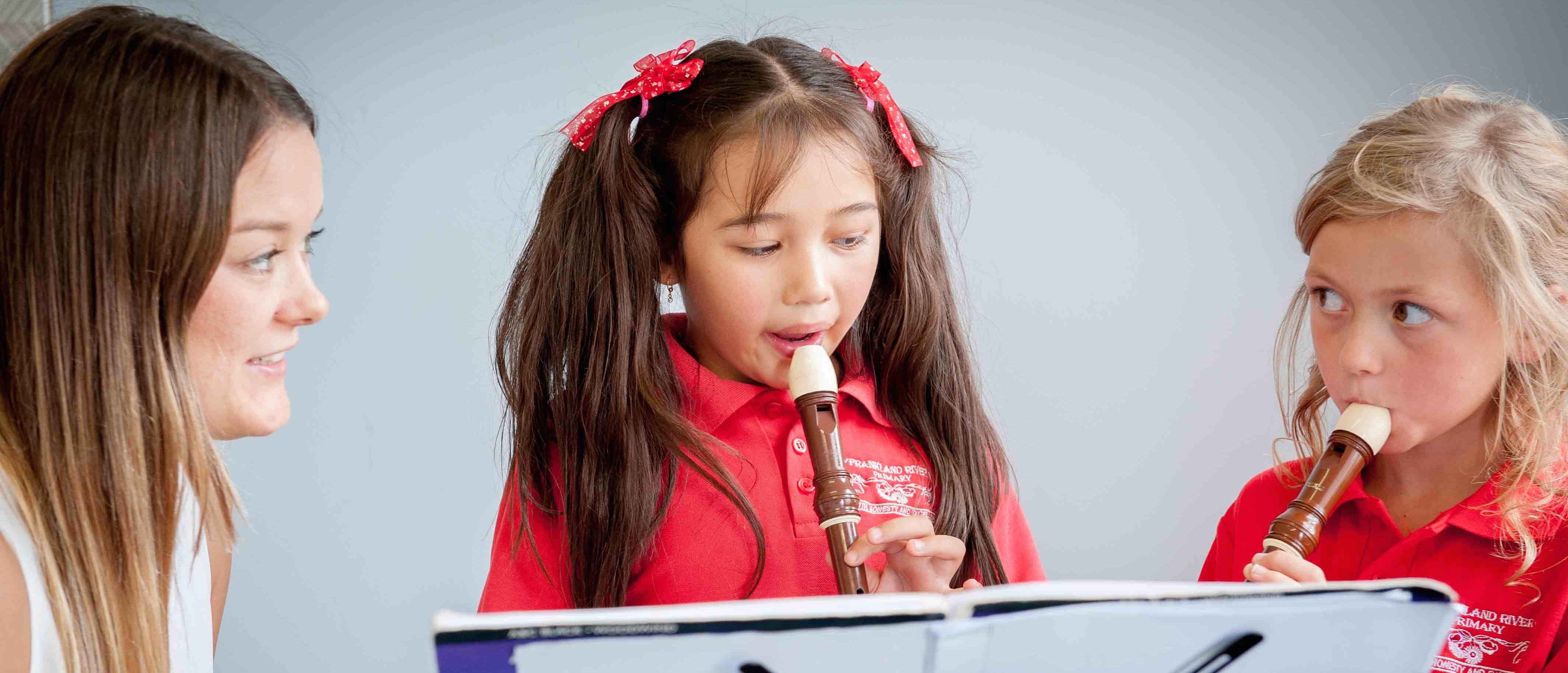 Recorder lessons