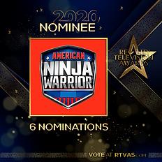 American Ninja Warrior - 6 Nominations -